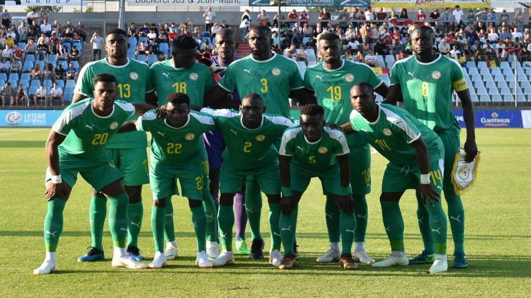 Senegal World Cup Kit