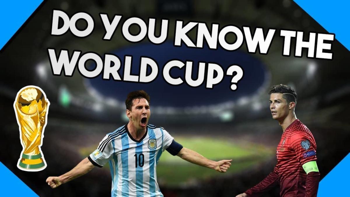 World Cup Quiz 1