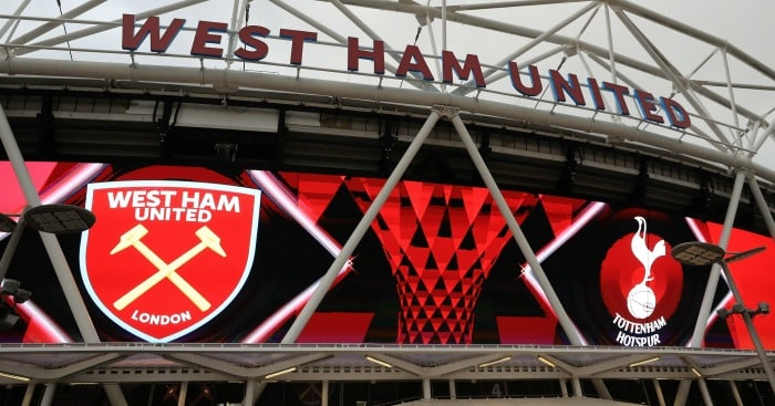 london stadium ham spurs
