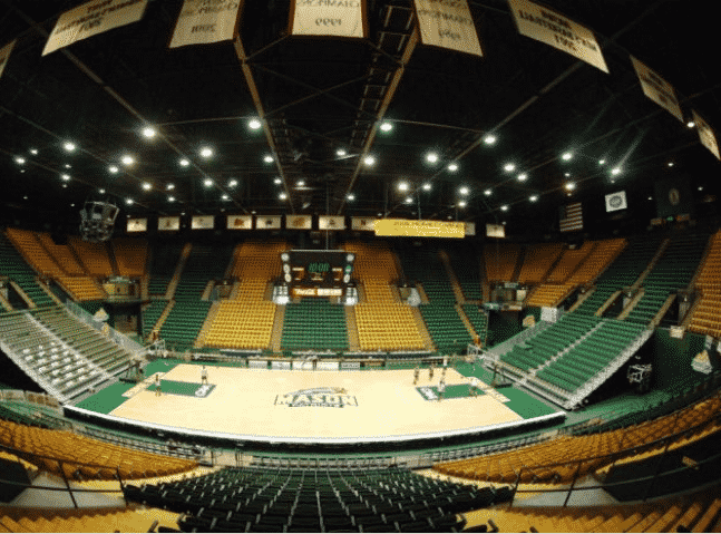 The Eaglebank Arena, Which Will Be The Home Of The Washington Mystics For The Wnba Finals