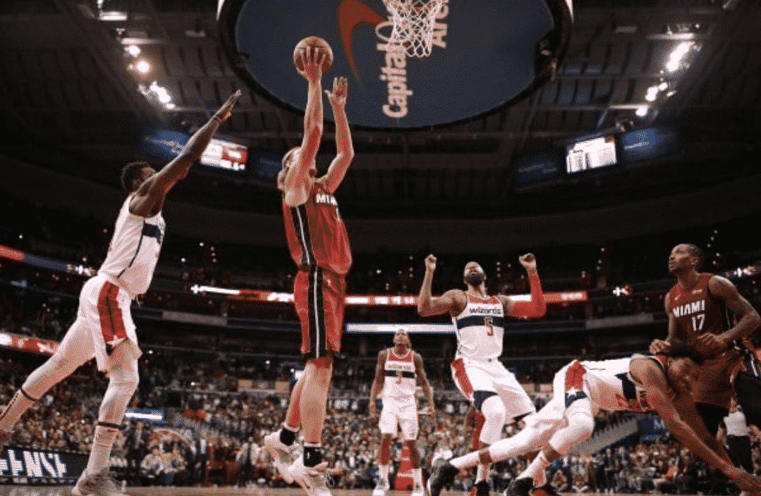 Defensive mistakes cost the Wizards the last time they faced Miami