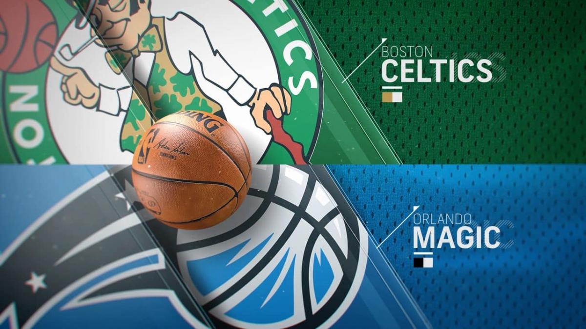 Celtics v Magic