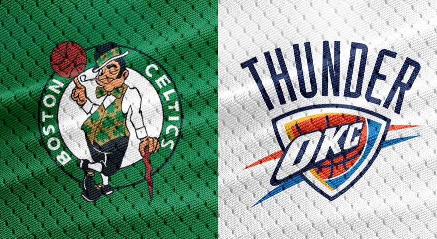 Celtics vs Thunder