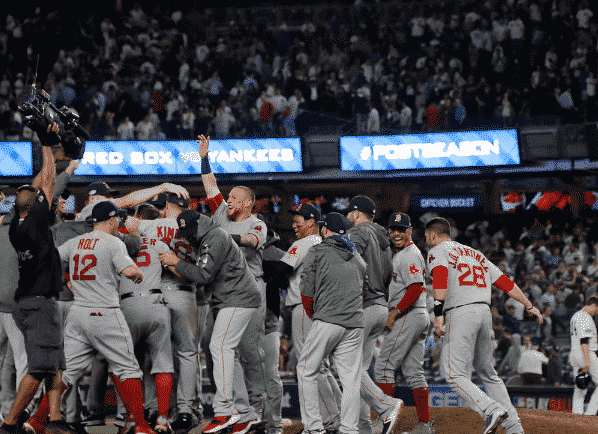 The ALCS and NLCS will decide who goes on to the World Series