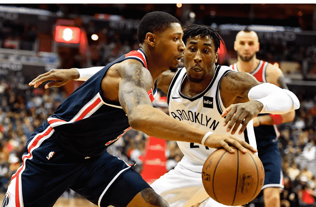 This revamped Wizards team is going for four wins in a row.