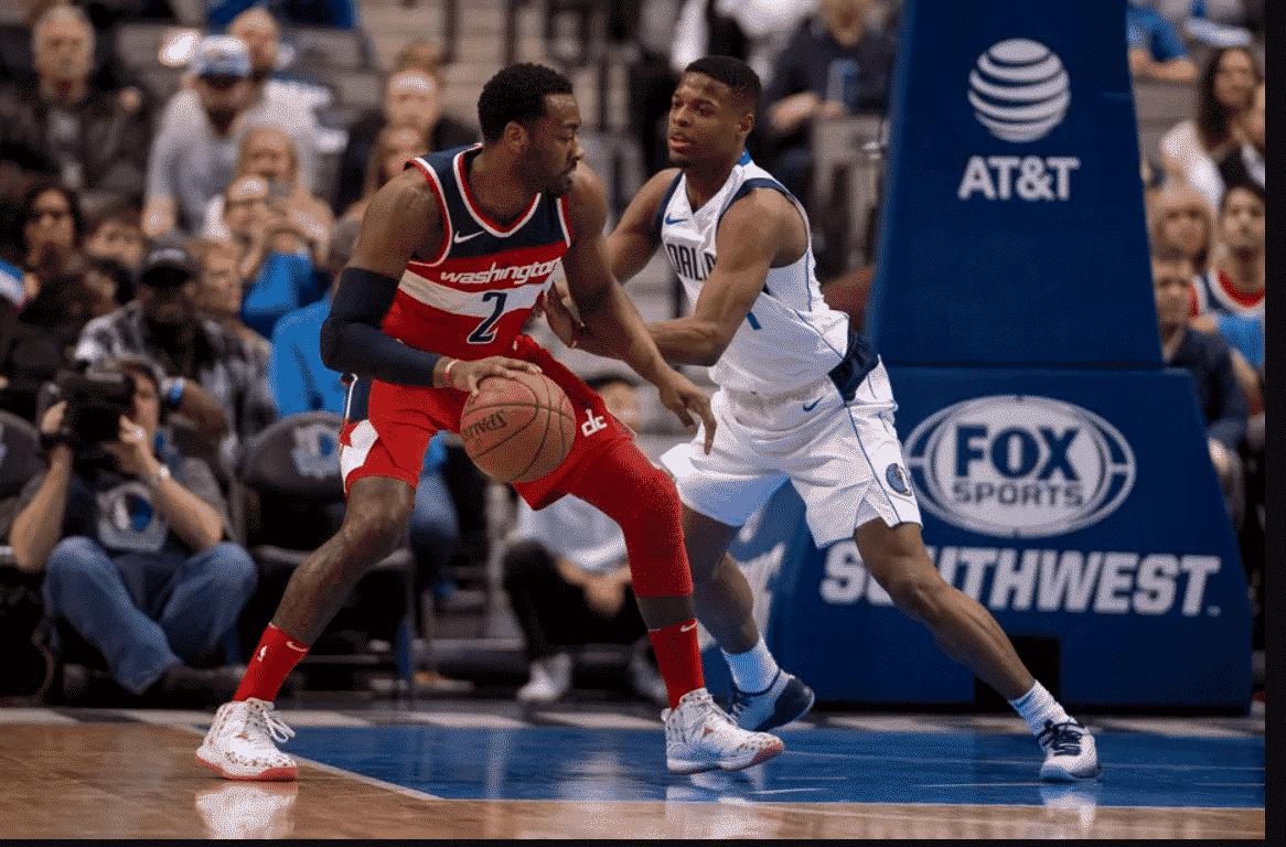 The Washington Wizards will face Dallas tomorrow evening