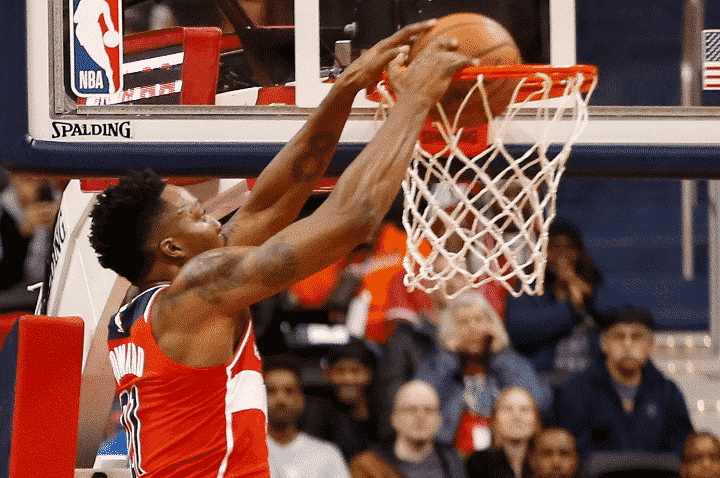 Dominant Wizards win third in a row
