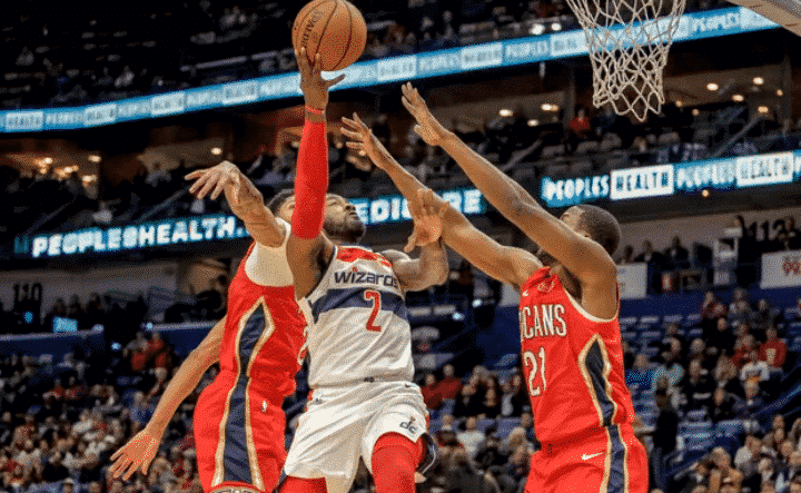The Wizards lost by yet another blowout