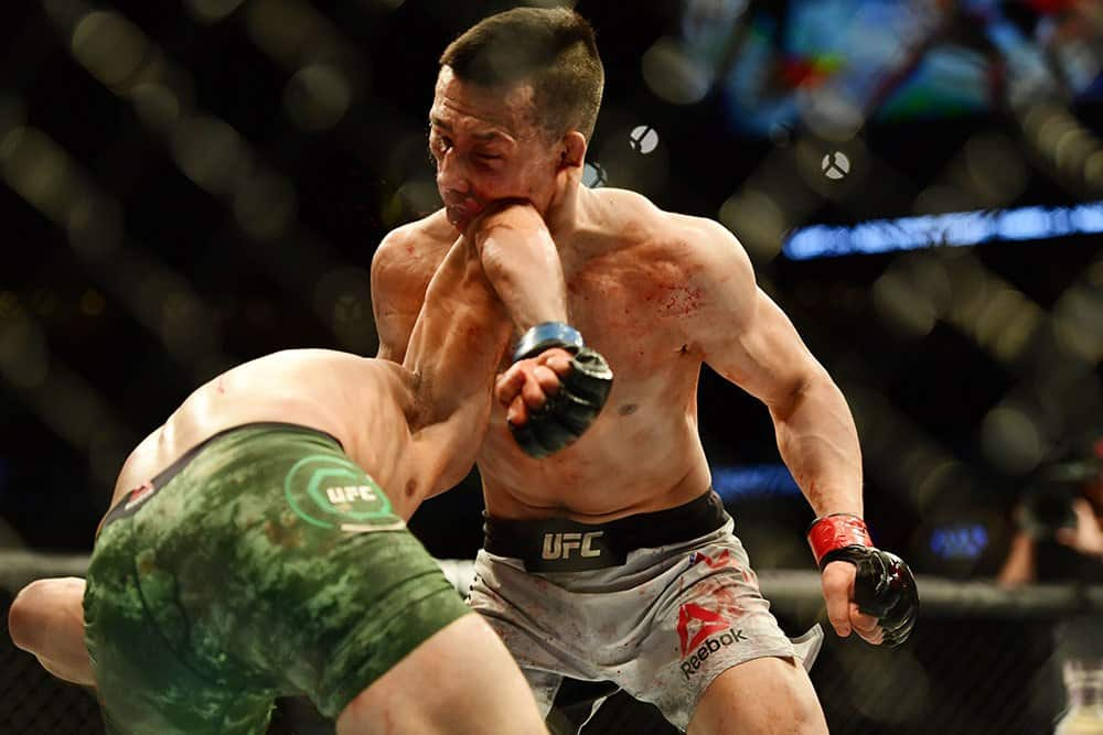chan sung jung yair rodriguez ufc fight night 1391