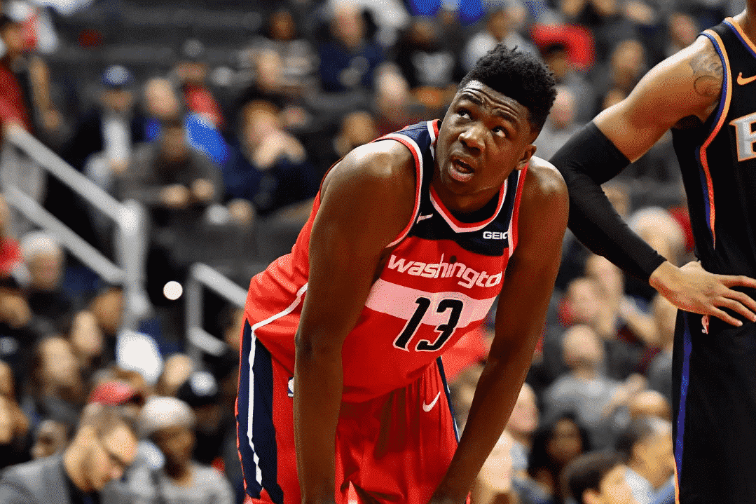 Thomas Bryant's historic night included going 14-for-14 from the field