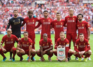 LFC Community shield 2019