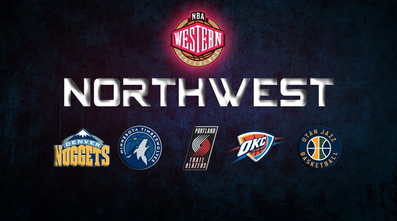 2019 2020 Nba Season Preview Northwest Division World In
