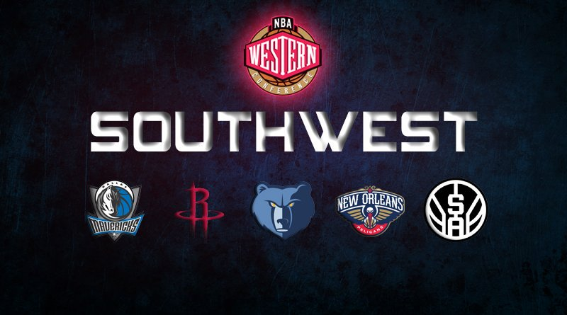 2019 2020 Nba Season Preview Southwest Division World In