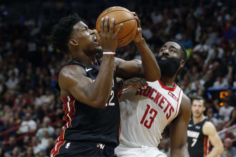 Miami Heat use historic early lead to demolish Houston Rockets