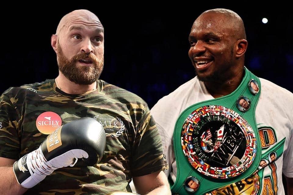 Joshua's promoters don't want Fury fight - Warren