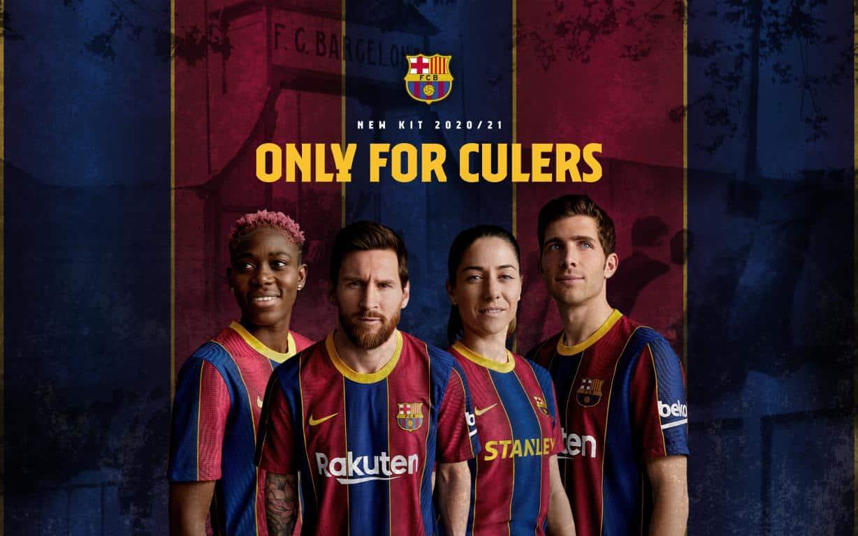 FCB New Kit