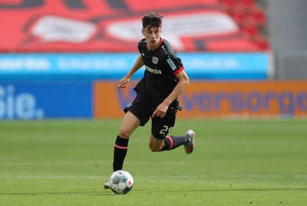 Chelsea step up Havertz chase, negotiating €90m fee