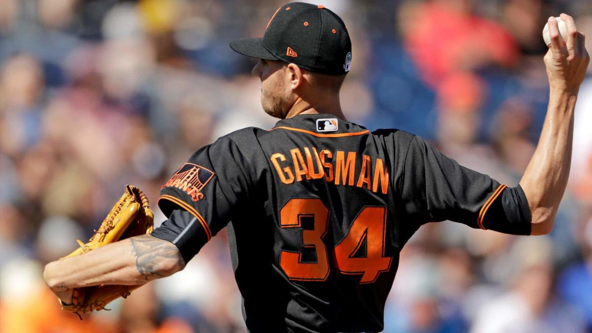 Kevin Gausman Is A Great Mlb Pitcher To Trade For