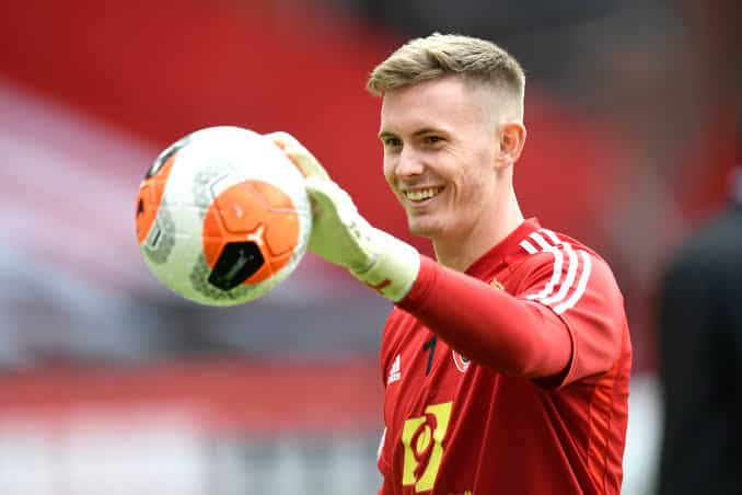 Dean Henderson: The Next No.1 At Manchester United?