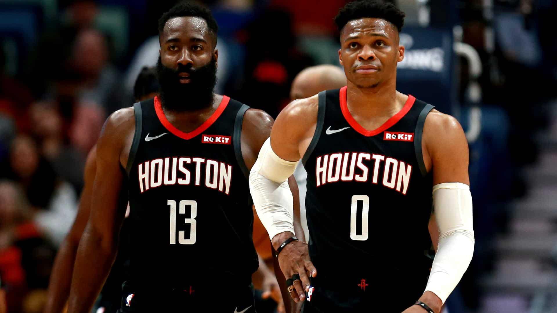 Houston Rockets Small Ball
