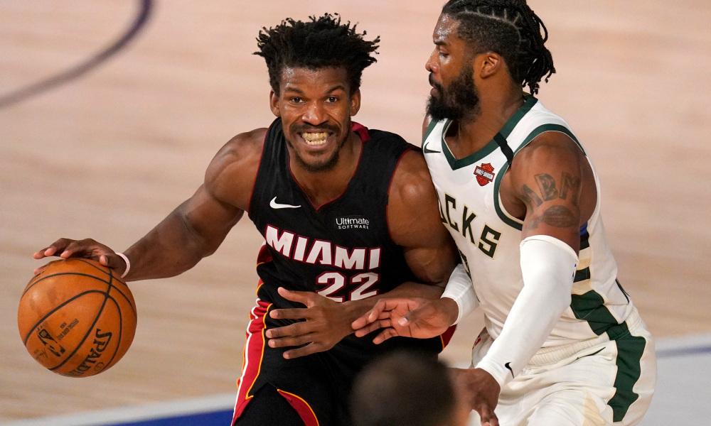AP Heat Bucks Basketball