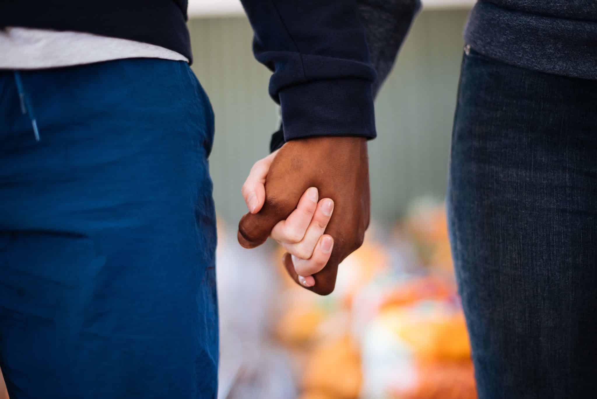 The Kolisi Foundation Holding Hands