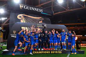 Leinster: Pro 14 Champions 2020