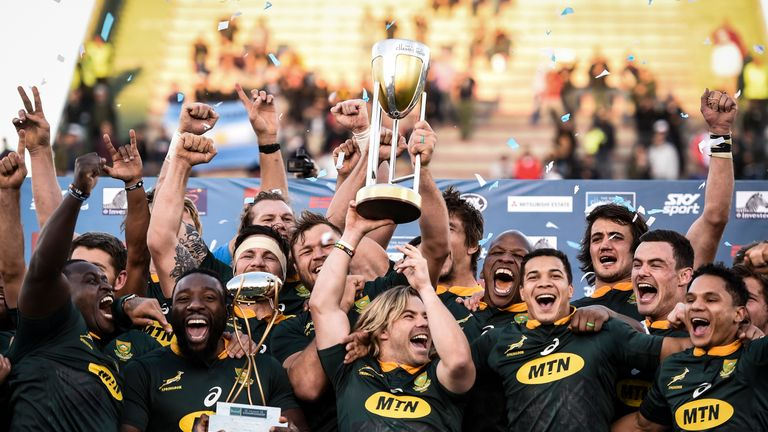 South Africa 2019 Champions