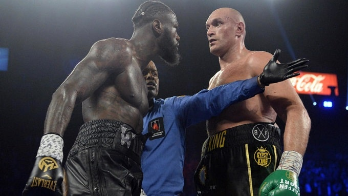 Deontay Wilder Must Avenge His Loss To Tyson Fury