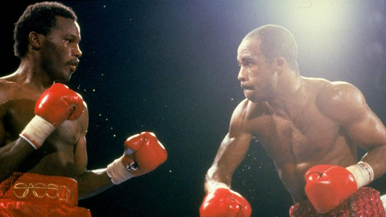Lloyd Honeyghan Vs Donald Curry