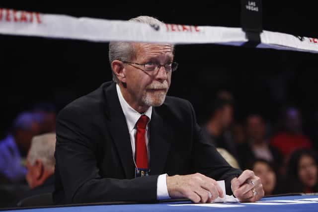 Boxing Judges
