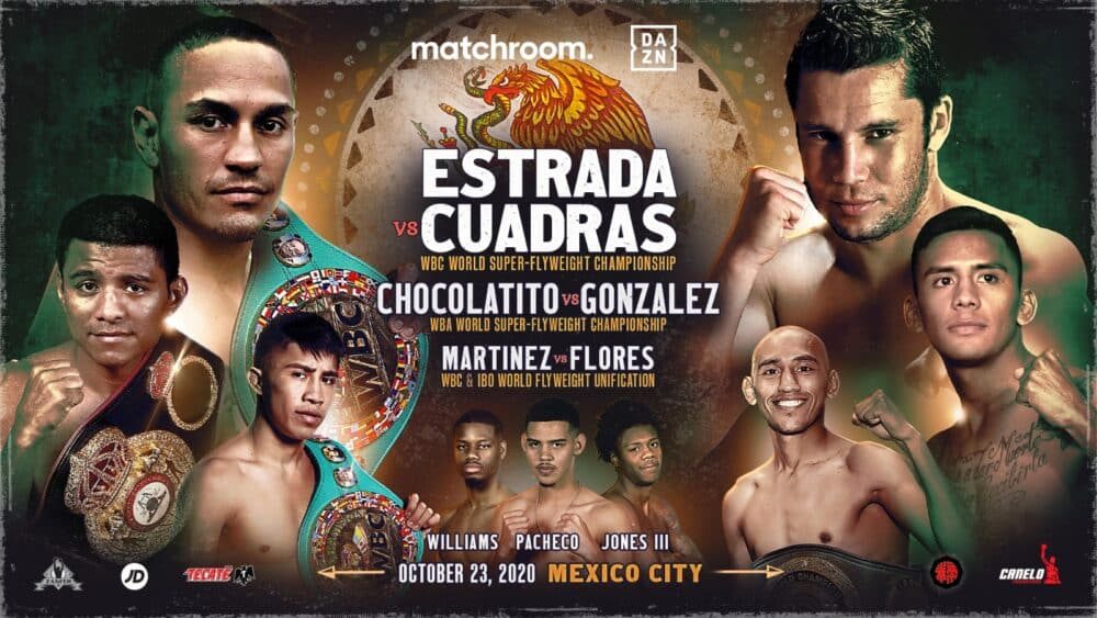 Estrada Headlines Mexico Card