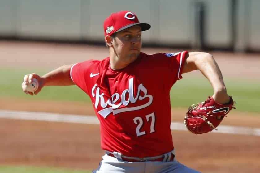 Trevor Bauer Reds