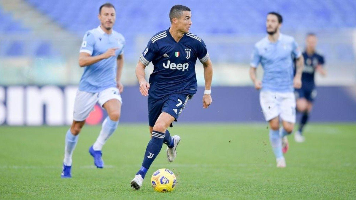 Ronaldo Vs Lazio