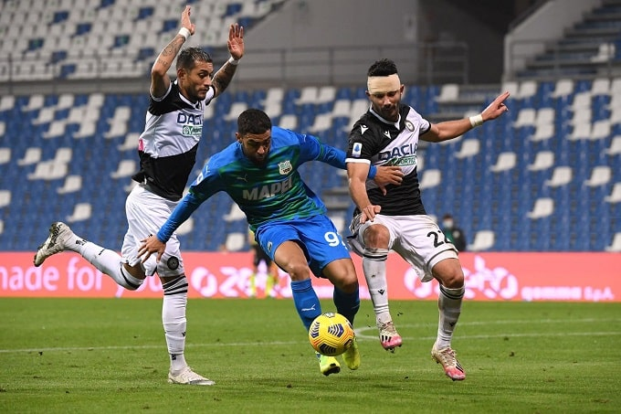 Sassuolo And Udinese
