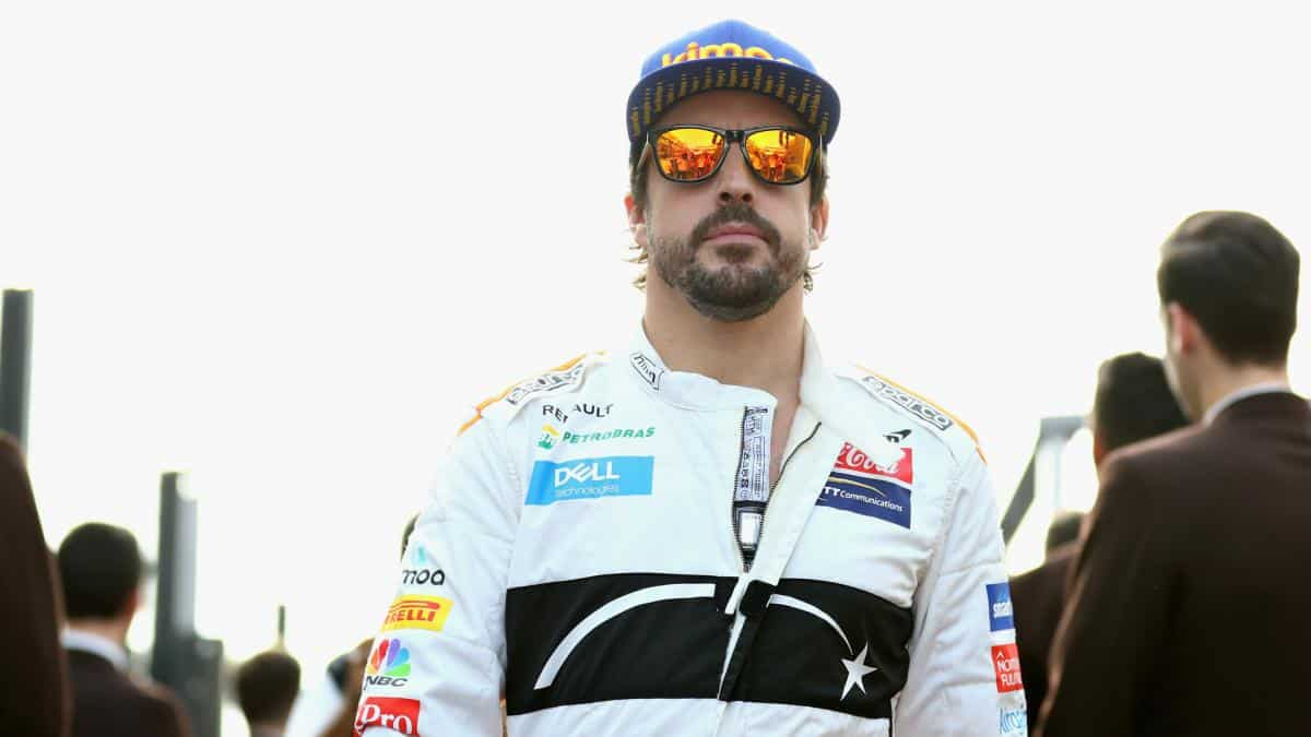 Alonso Is The One Of The Greatest Drivers To Ever Race In F1