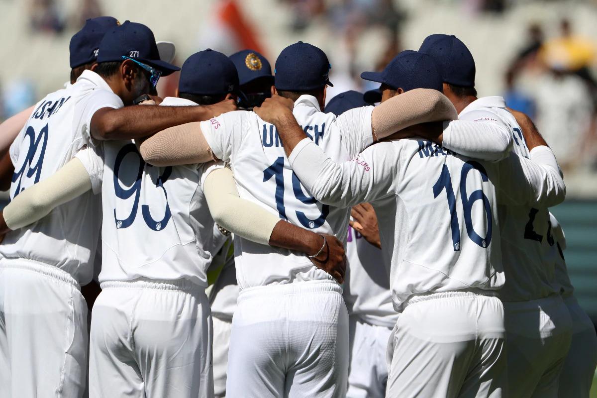 India Vs Australia, 2nd Test