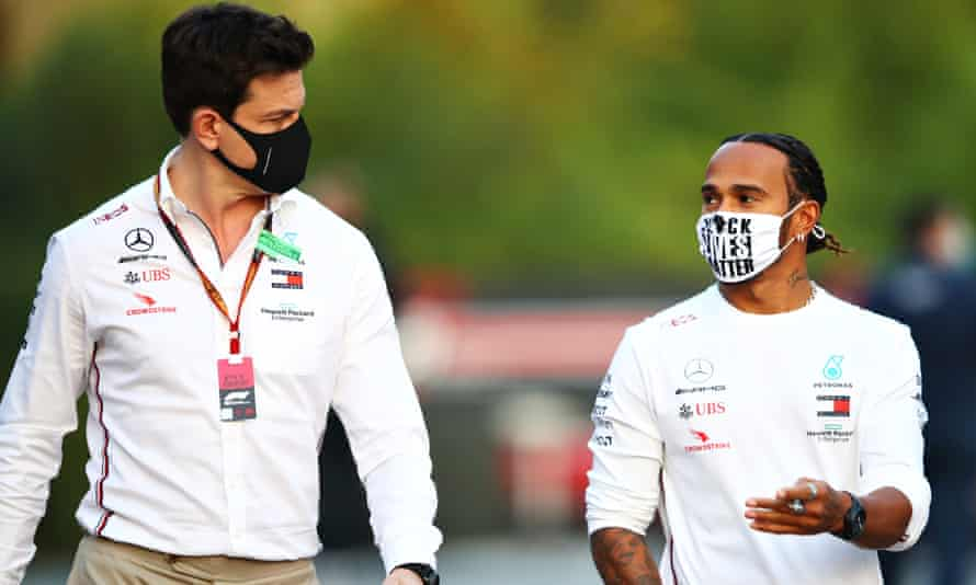 Lewis Is Yet To Sign An Extension With Mercedes For The 2021 Season