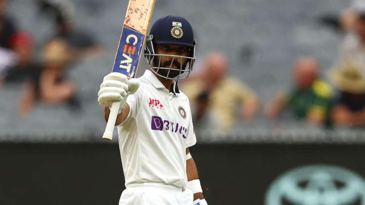 Ajinkya Rahane, 2Nd Test, India Vs Australia
