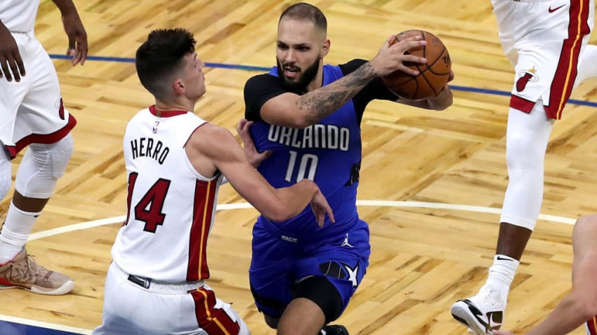 Miami Heat Vs Orlando Magic