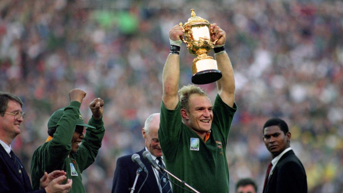 1995 Rugby World Cup Final : The Birth of The Rainbow Nation