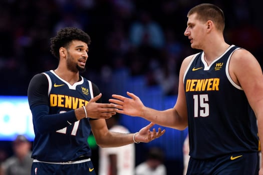 The Nuggets are out to prove that they are no flukes.