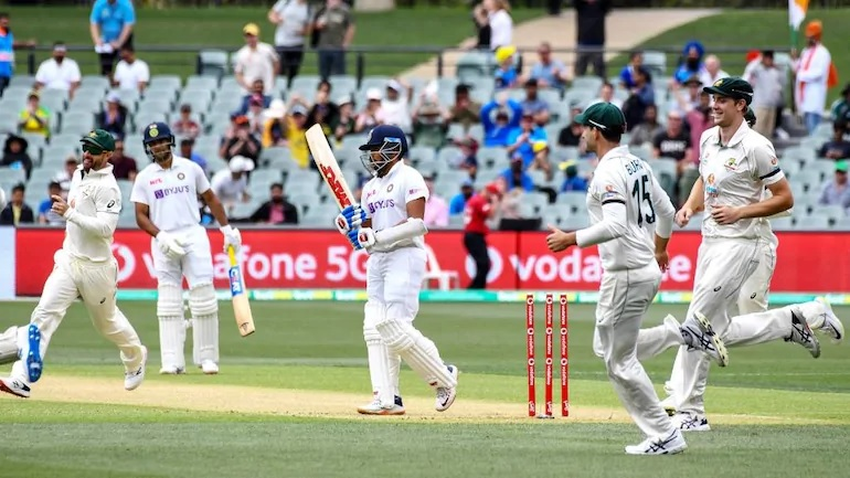 Test Match Cricket Takes A Shine To The Lights