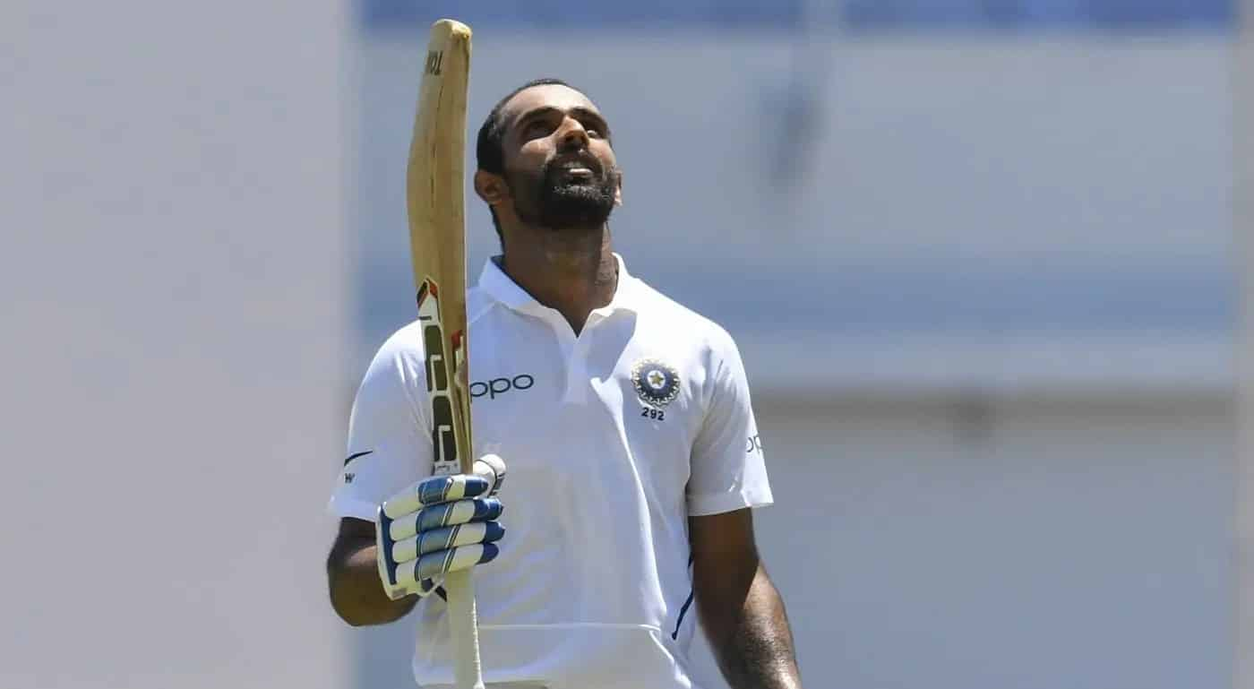 Hanuma Vihari Has Been Permanent Fixture In The Team For A Whileezgif.com Gif Maker 4