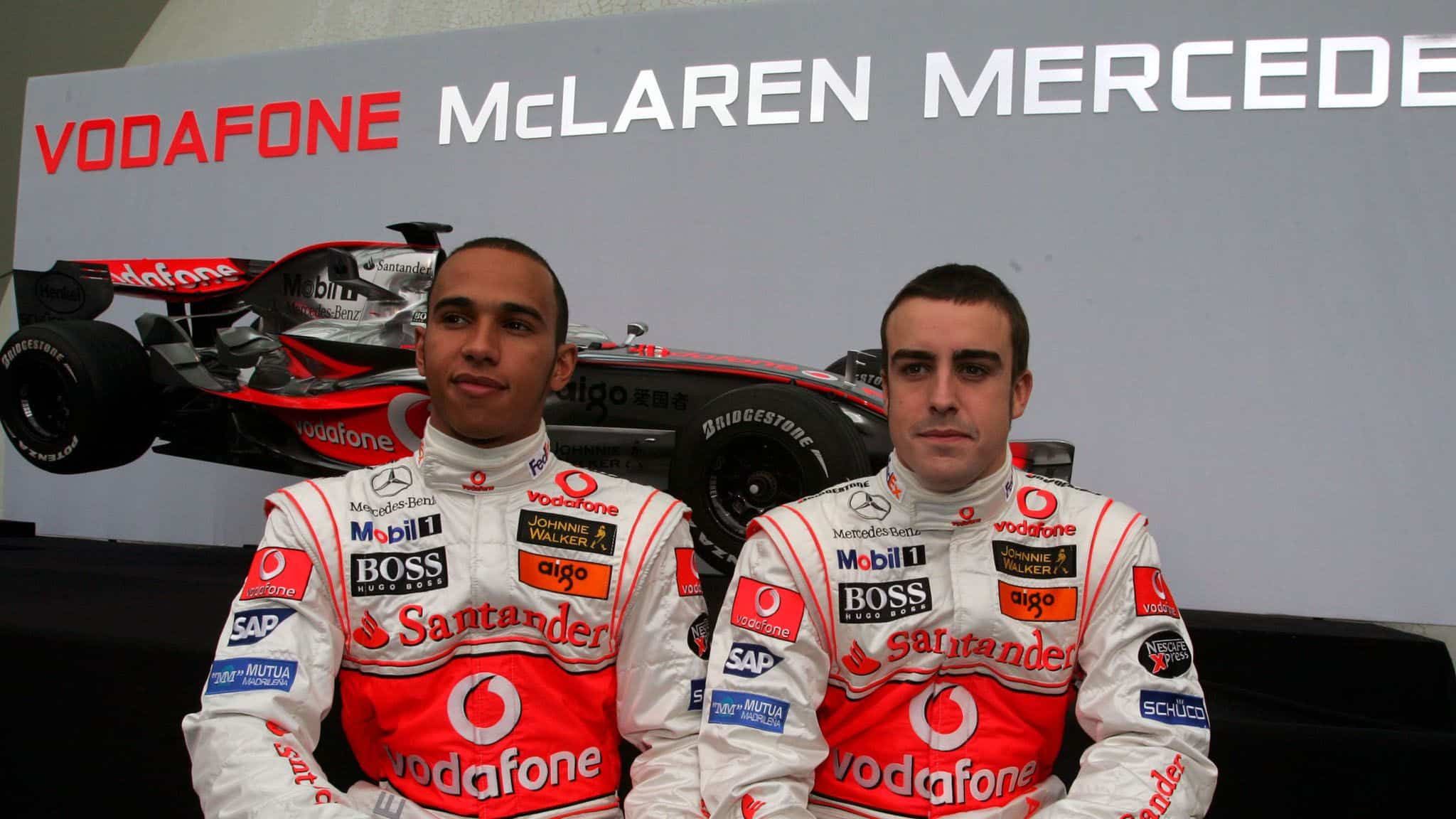 Alonso Had A Torrid Time At Mclaren As Lewis Hamilton Proved To Be A More Than Competitive Teammate