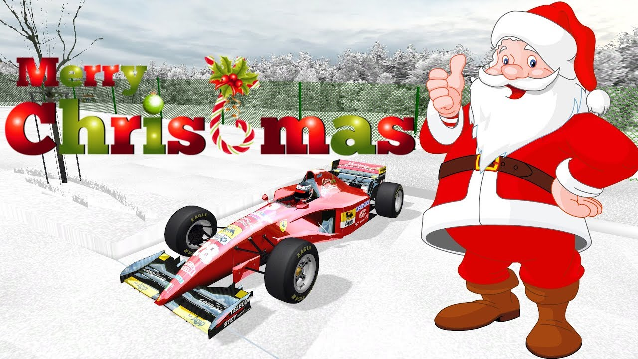F1 Christmas - Formula One Wishlist