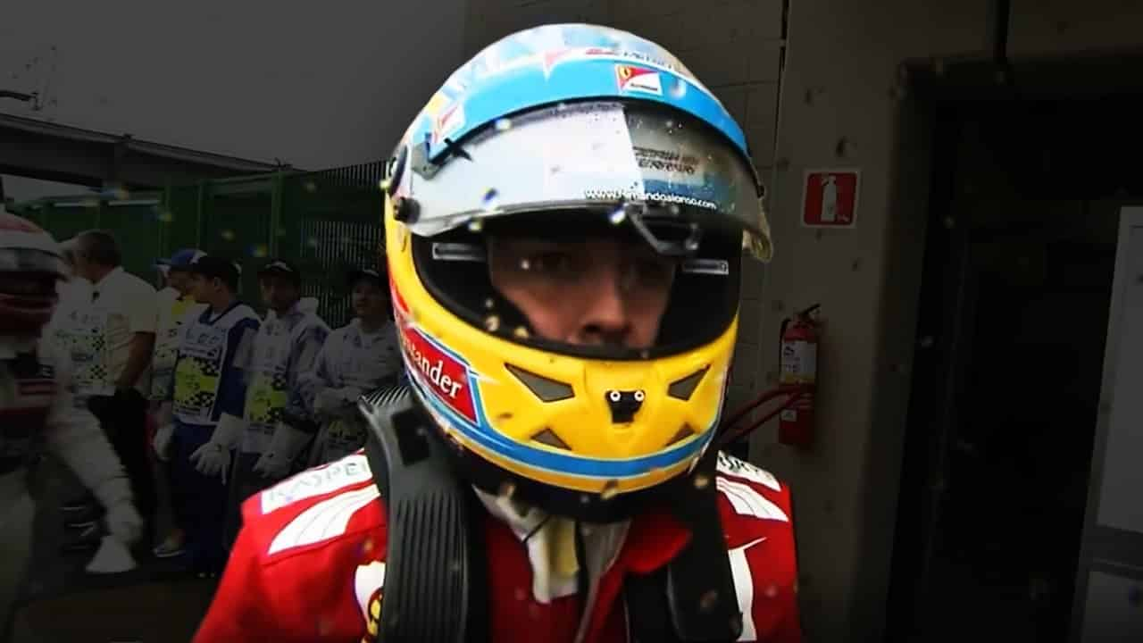 Alonso Despite Outperforming His Car Was Never Able To Win The Championship At Ferrari