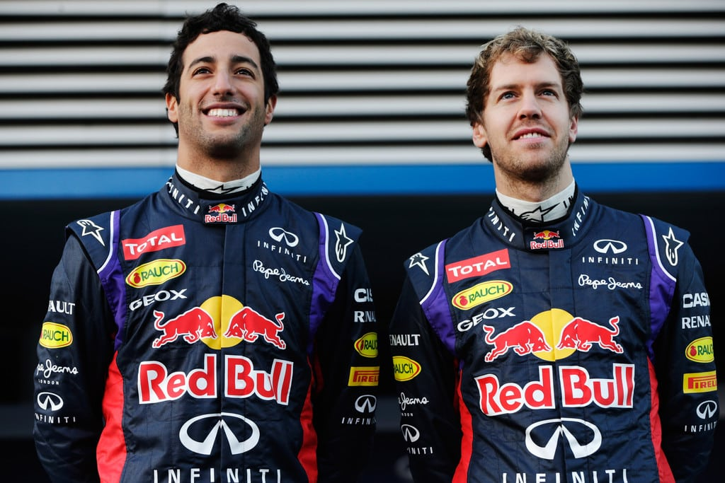 Vettel Had A Poor 2014 Season As He Seemed To Lack Motivation At Red Bull