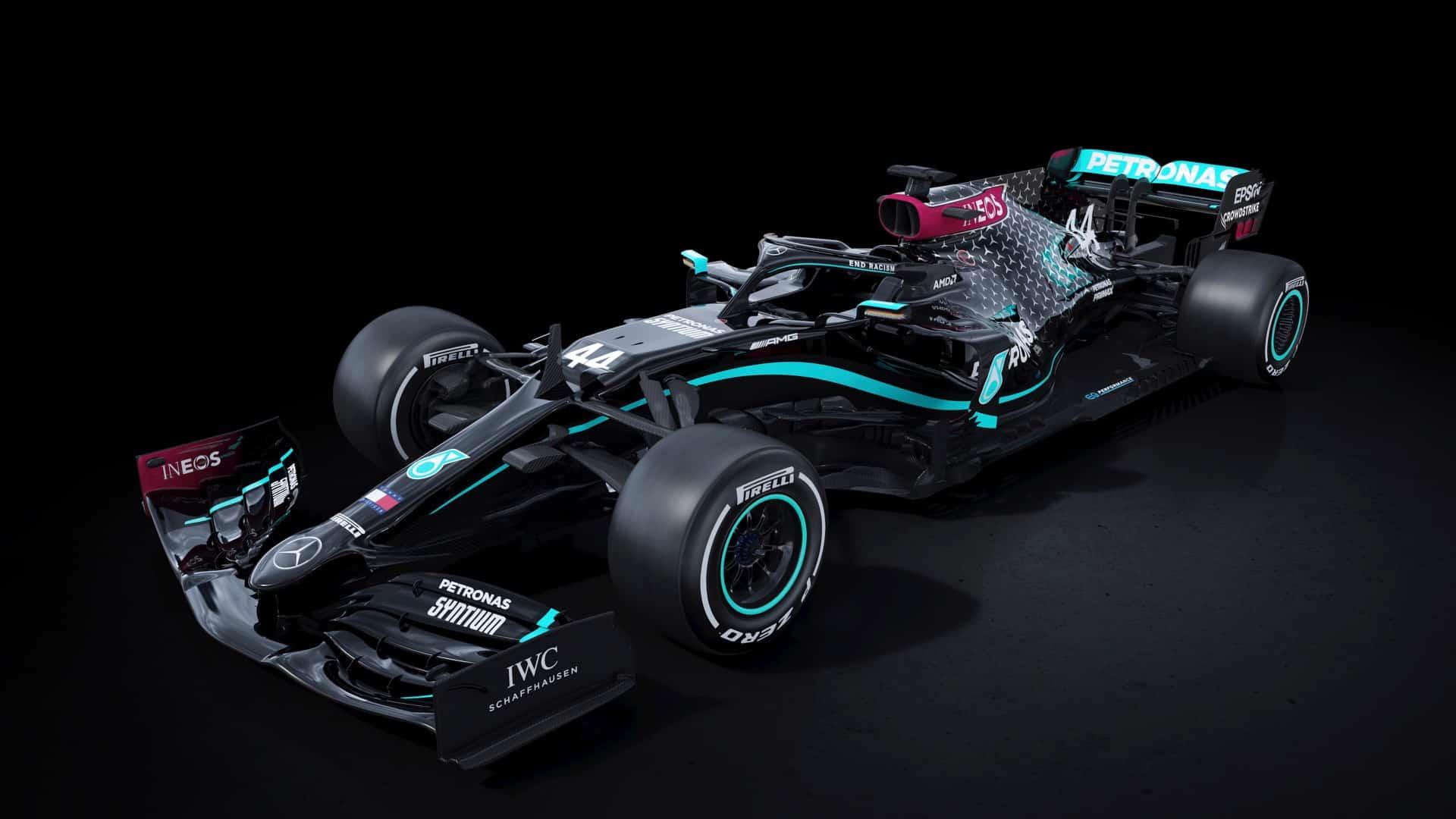 2020 Mercedes Amg W11 Formula One Car 100750147 H