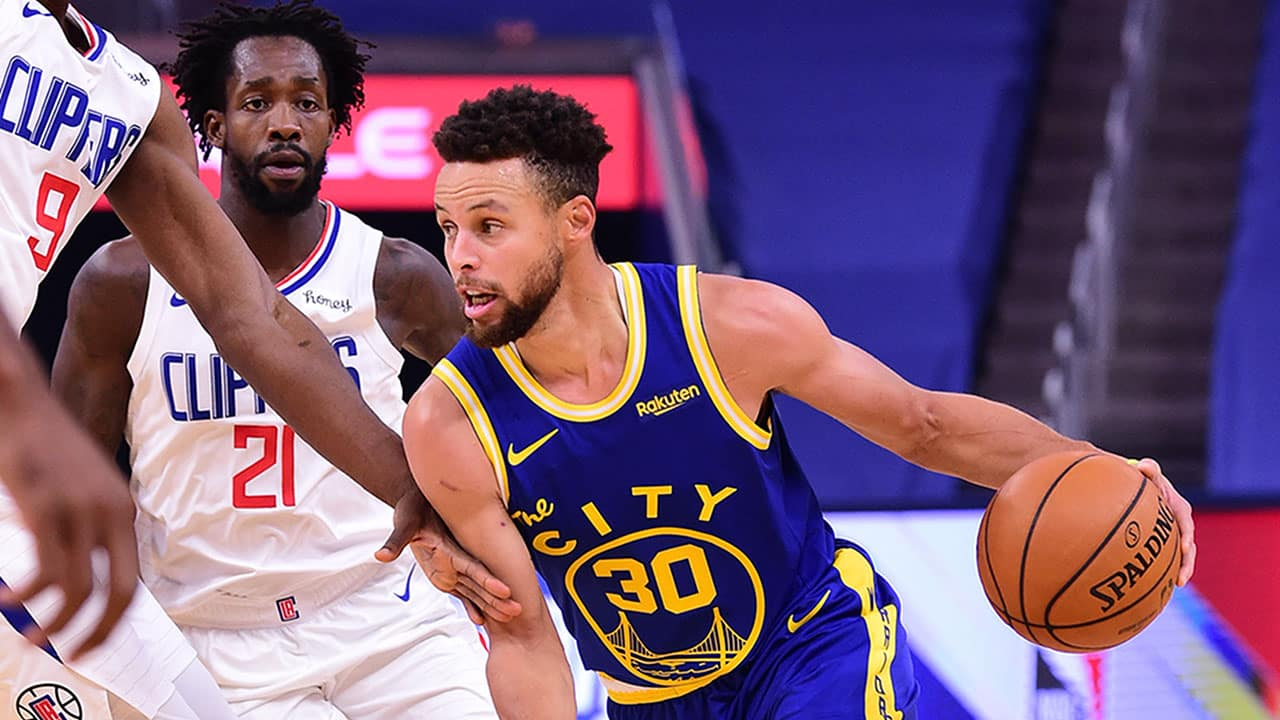 Stephen Curry Continues His Season Of Dominance, Leading The Warriors Over The Clippers.